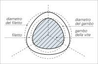 formex trilobata sezione