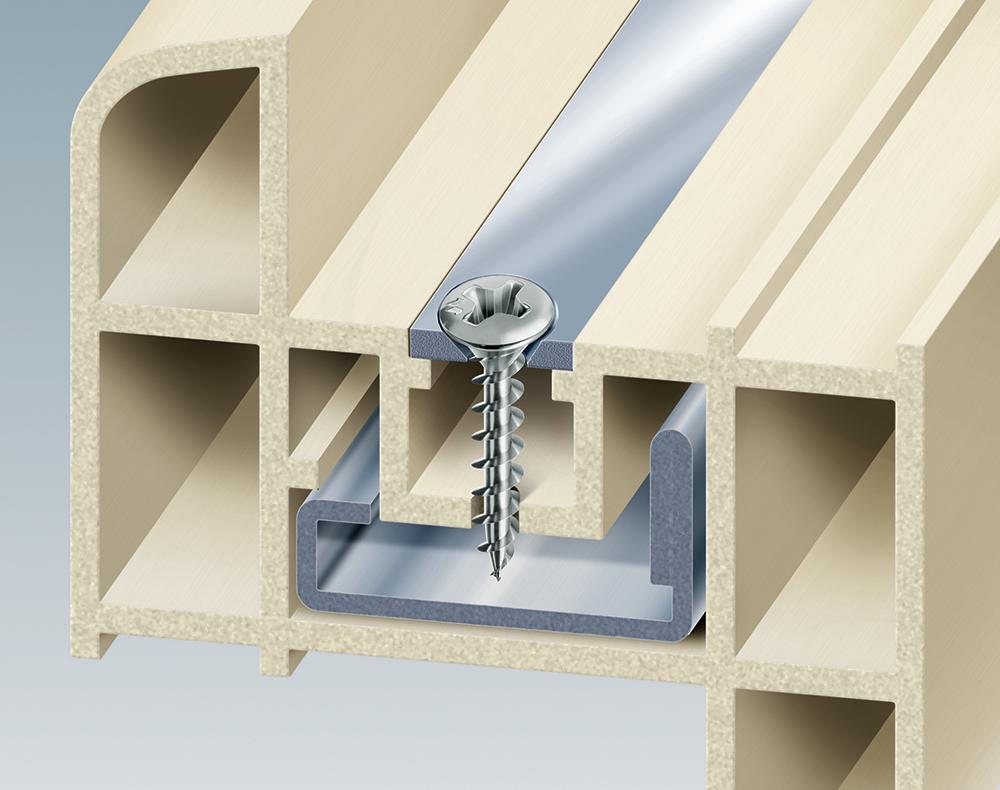 framex pvc chromiting tsp ph applicazione profilo serramento