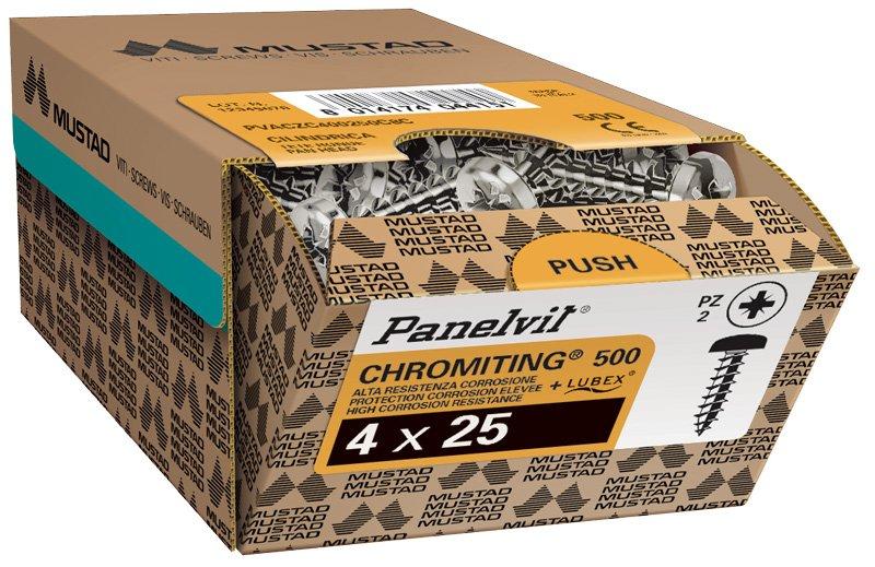 panelvit tc chromiting pz scatola commerciale