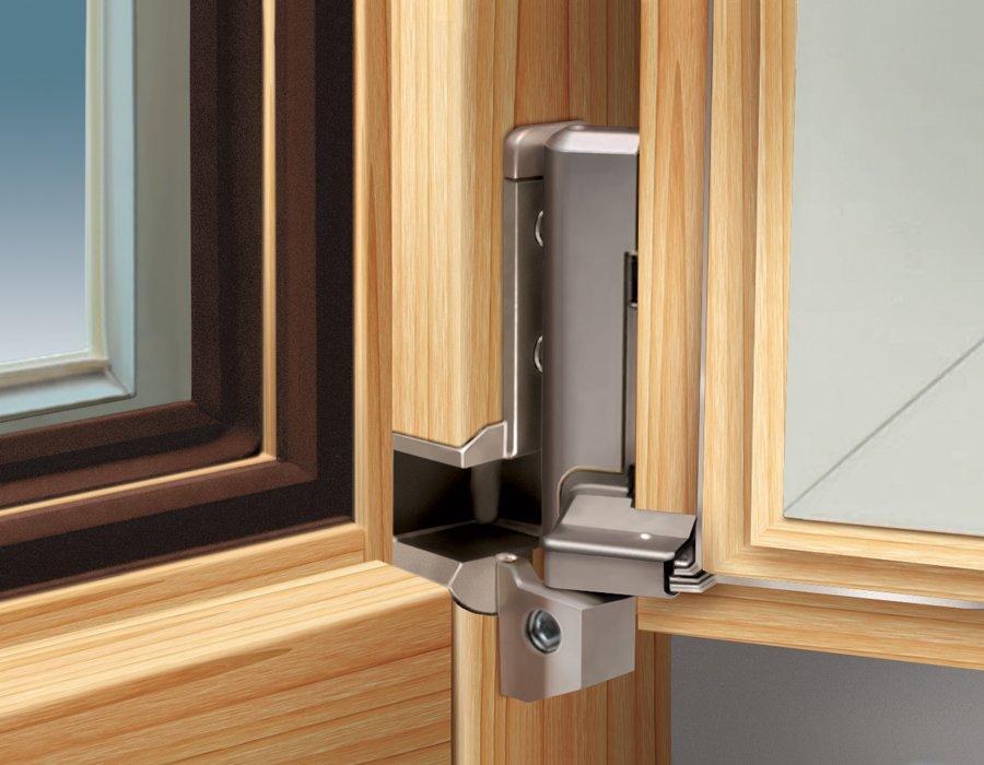 panelvit td cut applicazione finestra cerniera interna