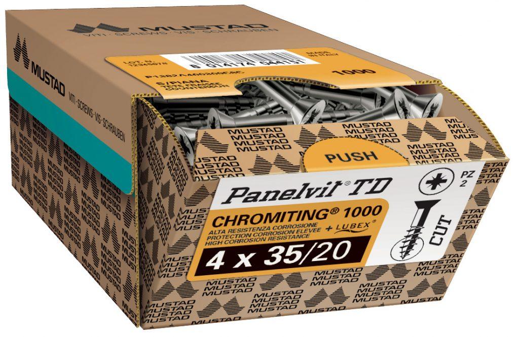 panelvit td chromiting tsp pz scatola commerciale