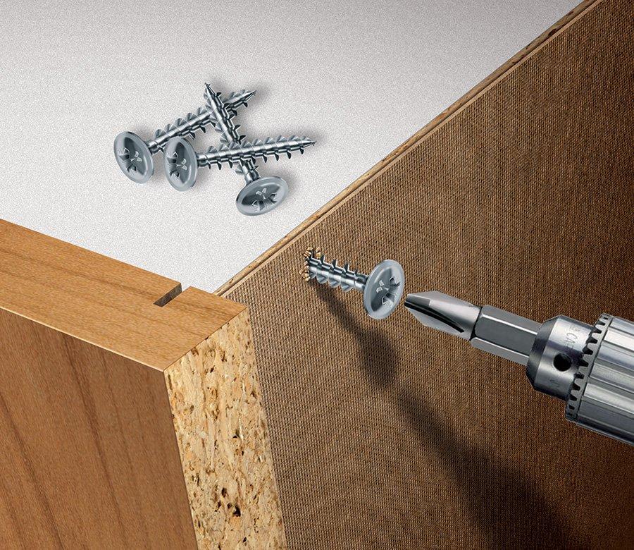 mustad vis viti screw panelvit tpl