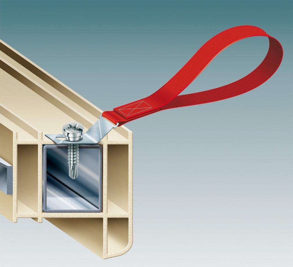 drillex 323A trasporto serramenti chromiting ph applicazione cinghia serramento