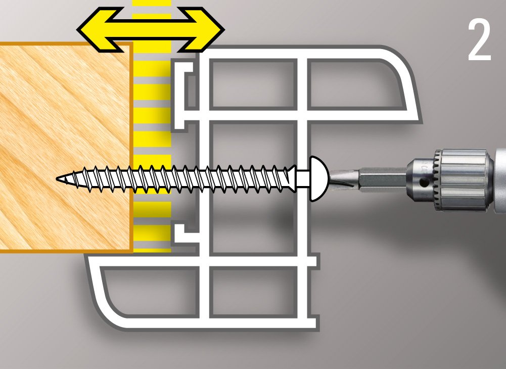 framex clip chromiting tx applicazione avvitamento regolazione