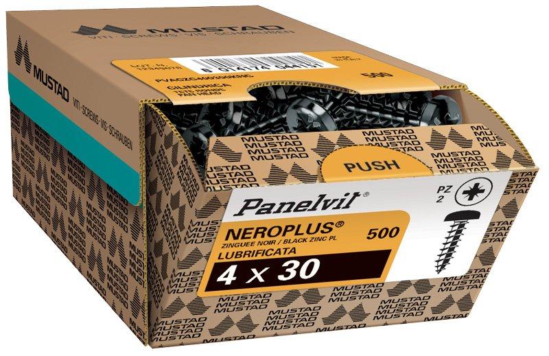 panelvit tc neroplus pz scatola commerciale