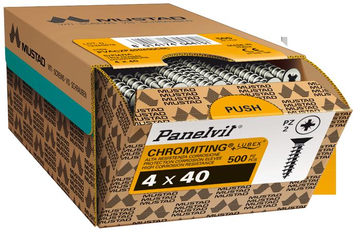panelvit chromiting scatola commerciale