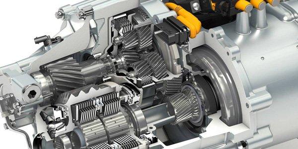 settore meccanica motore elettrico