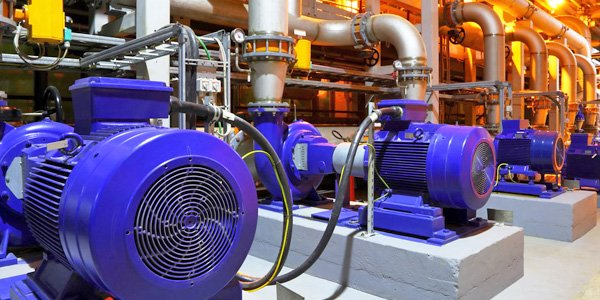 settore meccanica pompe
