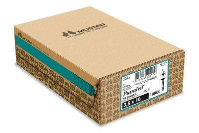 scatola industriale viti mustad