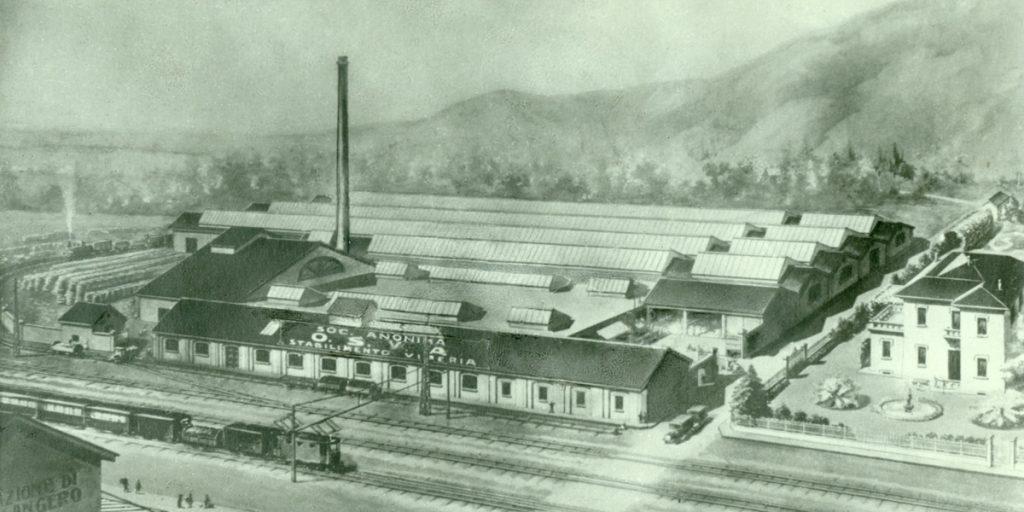 stabilimento storico balangero 1930 mustad viti