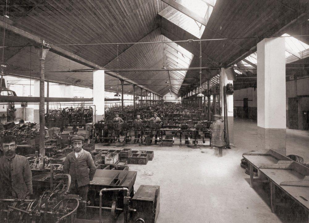 stabilimento balangero 1933 mustad viti